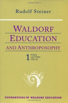 Possibly a good recommend for parents Waldorf Education and Anthroposophy 1: Nine Public Lectures, February 23, 1921-September 16, 1922 (Foundations of Waldorf Education, 13) by Rudolf Steiner, http://www.amazon.com/dp/0880103876/ref=cm_sw_r_pi_dp_9iC5rb107P430