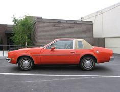This was my third car. A 1980 Chevrolet Monza Town Coupe. Mine was a bright blue.