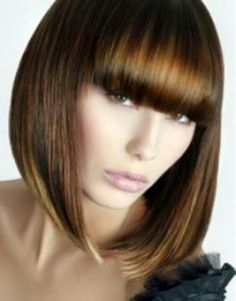 Pleasing 1000 Images About Bob Hairstyles On Pinterest Chinese Bangs Hairstyle Inspiration Daily Dogsangcom