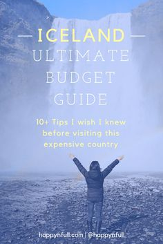 Budget Trip to Iceland   Ultimate Iceland Guide of Everything you need to know   Prepare Trip to Iceland   ReykjavikTrip