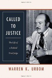 Early in his judicial career, U.S. District Judge Warren K. Urbom was assigned a yearlong string of criminal trials arising from a seventy-one-day armed standoff between the American Indian Movement and federal law enforcement at Wounded Knee, South Dakota. In Called to Justice Urbom provides the first behind-the-scenes look at what quickly became one of the most significant series of federal trials of the twentieth century.