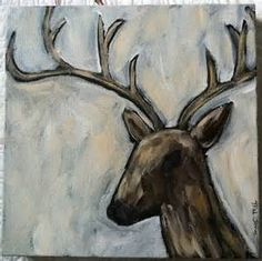 stags paintings art - Bing Images