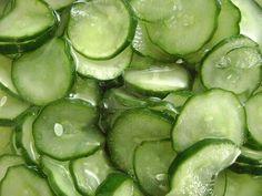 Komkommer, een natuurlijke vochtafdrijver
