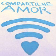 Chega de ódio na Internet compartilhe amor!  Marque nessa publicação uma pessoa incrível e diga a ela porque ela é tão maravilhosa.   #CompartilheAmor