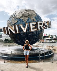 The universe is on your side... literally. ( cred: @aleksa_sergeyevna) #UniversalMoments #UniversalOrlando #Universe #Vacation