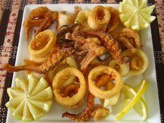 La Frittura di Calamari freschi preparata da Dario con Magic Cooker 220 - YouTube
