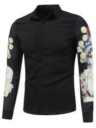 SHARE & Get it FREE   Long Sleeve Chinese Opera 3D Printed ShirtFor Fashion Lovers only:80,000+ Items • New Arrivals Daily • Affordable Casual to Chic for Every Occasion Join Sammydress: Get YOUR $50 NOW!
