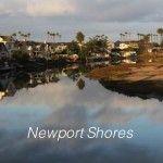 Newport Shores in Newport Beach