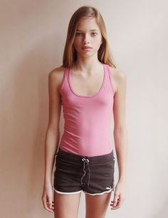 For that pretty flat chested teen girls