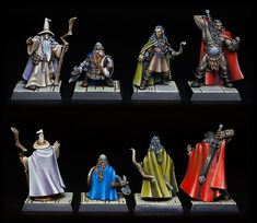 The Internet's largest gallery of painted miniatures, with a large repository of how-to articles on miniature painting Reaper Miniatures, Fantasy Miniatures, Fantasy Model, Fantasy Rpg, Advanced Dungeons And Dragons, Warhammer 40k Miniatures, Warhammer Fantasy, Mini Paintings, Fantasy Characters