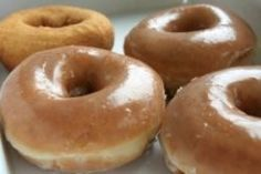 Don't lie. Everybody likes donuts. Well, that is if you're not allergic in any way. It really doesn't matter if you're on a diet or not, if there's a donut in your hand, and you're staring at it, without taking a bite, your mouth will be watering....