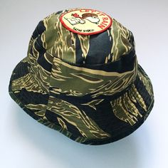 2f9588f8268 2 SIDED REVERSIBLE GOLD   SILVER TIGER BOONIE HAT - Camouflage - Store  Camouflage Store