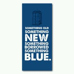 Doctor Who wedding invitations...can I just do a whole wedding like this? Lol.