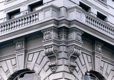 arc-floodscroll Triangular Architecture, Cathedral Architecture, Sacred Architecture, Classic Architecture, Beautiful Architecture, Architecture Details, Architectural Features, Architectural Elements, Building Facade