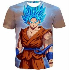 classic cartoon dragon ball super saiyan armour 3d t shirt men/women anime goku vegeta t shirts DBZ tees tops plus size S-3XL