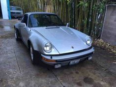 1978 Porsche 930 Great year for the Turbo lover and a factory silver with black car delivered to the U.S. market from new. Sitting on restored wheels with fresh new tires the car has a fabul...
