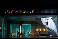 Es Devlin's design for David Mcvicar's Royal Opera Salome production