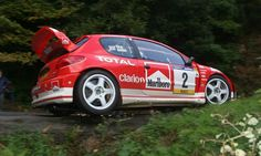 206 Richard Burns, Rallye Wrc, Car Cat, Rally Car, Car And Driver, Courses, Sport Cars, Supercars, Cars And Motorcycles