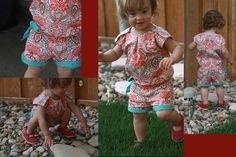 sew: the runway shortie {free pattern download!} - itsalwaysautumn - it's always autumn Best visual tutorial I've seen for making shorts.