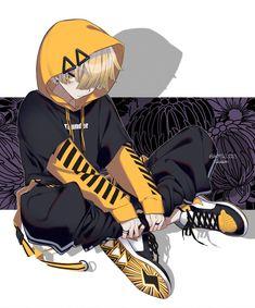 Anime Oc, Kawaii Anime, Fanarts Anime, Anime Demon, Otaku Anime, Anime Characters, Cool Anime Guys, Cute Anime Boy, Anime Art Girl