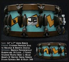 Jc drums snare