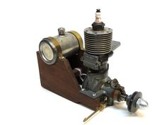 History of Model Engines   Model Aviation Small Engine, New Engine, Aeroplane Engine, Airplane News, Spark Models, Navy Carriers, Ignition System, Combustion Engine, Vintage Models