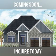 Two Store, Exeter, Bungalows, Building A House, This Is Us, New Homes, Community, Cabin, Posts