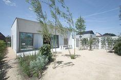 CaroLine Dethier · Concrete house