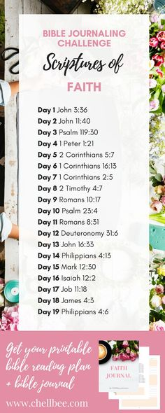 Bible Journaling is the perfect beginners guide to studying the Bible. Participating in a Bible Journaling Challenge will enable you to consistently start your day wit Jesus. #bible #biblejournaling #biblestudy #faith