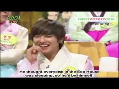[ENG SUB] 100213 - SNSD Brings out Yonghwa's Accent! Kang Min Hyuk, Lee Jong Hyun, Lee Jung, Jung Yong Hwa, Korean Variety Shows, Code Names, Cnblue, Snsd, Rock Bands