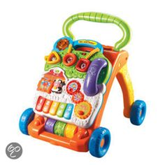 De leukste kado's voor baby's vanaf 1 jaar. Zowel leerzaam als grappig speelgoed.