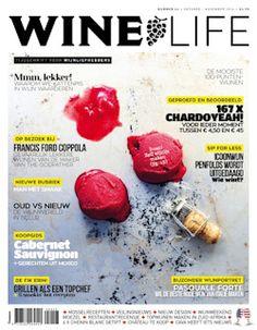 3x Winelife € 15,-: Winelife is het magazine voor wijnliefhebbers, met…