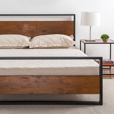 Makai Platform Bed & Reviews | AllModern