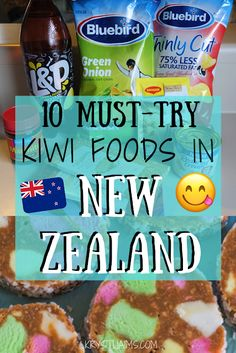 10 Must-Try Kiwi Foods in New Zealand Chocolate Lollies, Chocolate Shop, Toffee Pops, Travelling Tips, Traveling, New Recipes, Cake Recipes, Bubble Gum Flavor, Lolly Cake