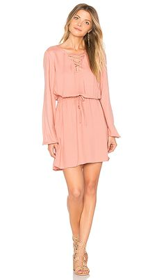 Free People Ottoman Slouchy Tunic Sweater Dress in Pink | REVOLVE ...