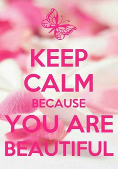 KEEP CALM... .
