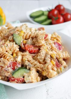 Gyros Salad Meals with Love Thermomix Recipes with Coronary heart Noodle Recipes, Pasta Recipes, Best Pasta Salad, Healthy Salad Recipes, Summer Recipes, Italian Recipes, Food And Drink, Lunch, Dinner