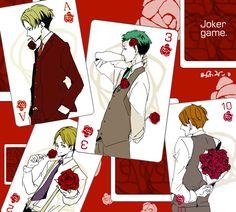 pixiv(ピクシブ)は、作品の投稿・閲覧が楽しめる「イラストコミュニケーションサービス」です。幅広いジャンルの作品が投稿され、ユーザー発の企画やメーカー公認のコンテストが開催されています。 Joker Game, Best Series, Pixiv, Manga, Games, Anime, Manga Anime, Manga Comics, Anime Shows