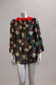 Ossie Clark Vintage Style Dresses, Vintage Clothing, Vintage Outfits, 1960s Fashion, Vintage Fashion, Celia Birtwell, Ossie Clark, Famous Dancers, 1960s Style
