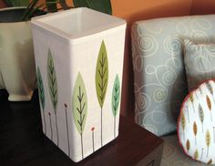 HOW TO - Fabric-Covered Lampshade