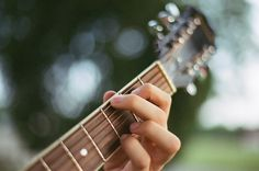 I love the guitar. Playing, listening to someone else play...I love it.