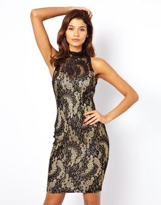 Wear Lace Dresses With Pride And Show Off Your Curves