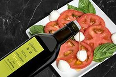My Savvy Review Of Gourmet Living's California Extra Virgin Olive Oil