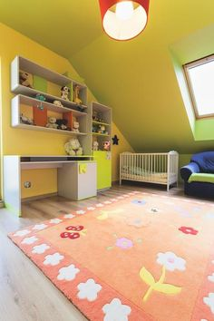 Baby Nursery Ideas & Nursery Room Decor