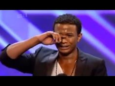 The most beautiful voice in the world - he started crying (X Factor).