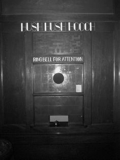 prohibition speak easy