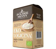Ekologiczna mąka żytnia typ720. Mąka ekologiczna żytnia typ 720 wytwarzana jest z ziarna pochodzącego z gospodarstw rolnych posiadających ekologiczne certyfikaty, co gwarantuje jej wysoką jakość, walory zdrowotne oraz smakowe. Mąka wytwarzana jest w szymanowskim młynie w pełni naturalny sposób, nie dodawane są do niej żadne dodatkowe substancje takie jak polepszacze, konserwanty, wybielacze. Mąka typu 720 idealnie nadaje się do przygotowania ekologicznego chleba żytniego wysokiej jakości.