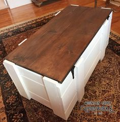 The Traveler Chest Mountain Creek Woodworks Is Proud To Present The  Traveler Chest. The Chest