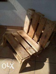 Fotele z palet EURO Legnica - image 1