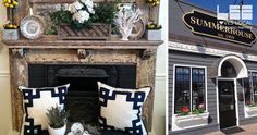 LEElovesLOCAL, Summerhouse, Greensboro, NC. #leeloveslocal @Summerhouse Store: Vintage inspired decor http://www.restylesource.com/sources/Summerhouse/1045/